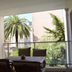 Отель Palais d' azur Франция, Канны - отзывы, цены и фото номеров - забронировать отель Palais d' azur онлайн балкон