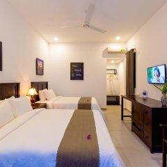 Отель OHANA Garden Boutique Villa 2* Стандартный номер с различными типами кроватей фото 5