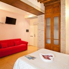 Отель Sa Domu Cheta 3* Стандартный номер с двуспальной кроватью фото 6