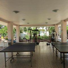 Апартаменты View Talay 1B Studio гостиничный бар