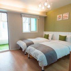 Hotel QB Seoul Dongdaemun 2* Стандартный номер с 2 отдельными кроватями фото 3