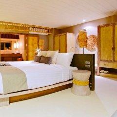 Отель Twin Lotus Koh Lanta 4* Вилла с различными типами кроватей