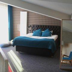 KURSHI Hotel & SPA 3* Люкс с различными типами кроватей фото 7