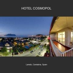 Отель Cosmopol Испания, Ларедо - отзывы, цены и фото номеров - забронировать отель Cosmopol онлайн фото 5