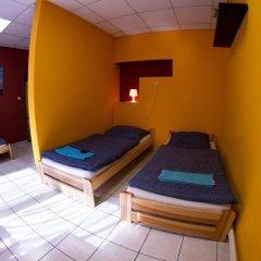 Хостел Seven Prague Номер с общей ванной комнатой с различными типами кроватей (общая ванная комната) фото 35