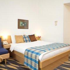 Гостиница Novotel Moscow Centre 4* Улучшенный номер с различными типами кроватей фото 3