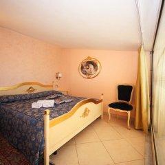 Hotel Scilla 3* Стандартный номер двуспальная кровать фото 14