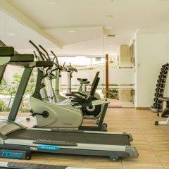 Отель City Garden Pratamnak Condominium By Mr.butler Паттайя фитнесс-зал фото 3