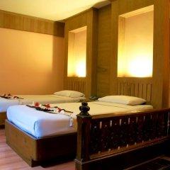Отель Aloha Resort 3* Номер Делюкс с различными типами кроватей фото 6