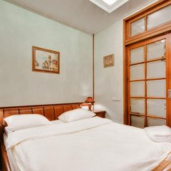 Апартаменты LikeHome Апартаменты Тверская Студия Делюкс разные типы кроватей фото 26