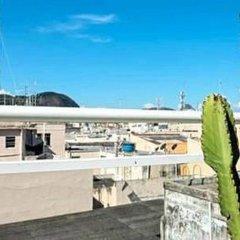 Отель Copacabana Penthouse Апартаменты с различными типами кроватей фото 48