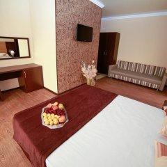 Гостиница Вавилон 3* Люкс с двуспальной кроватью фото 9
