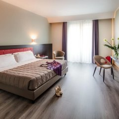 Hotel Da Vinci 4* Люкс с различными типами кроватей фото 5