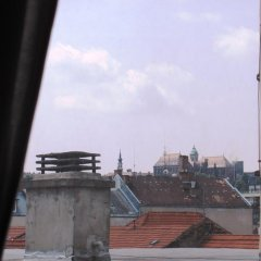 Апартаменты Castle View Apartment Будапешт балкон