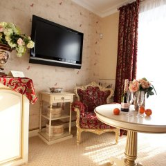 Мини-Отель Villa de Ville 4* Номер Делюкс разные типы кроватей фото 6