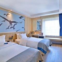 Отель Ramada Istanbul Old City 4* Номер категории Эконом с различными типами кроватей фото 4
