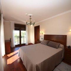 Отель Pensión Residencia A Cruzán - Adults Only 3* Стандартный номер с различными типами кроватей фото 3