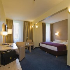 GHOTEL hotel & living Hamburg комната для гостей фото 4