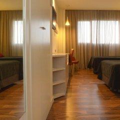 Hotel Táctica комната для гостей