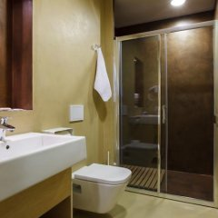 Гостиница Sleeport ванная фото 4