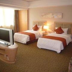 Grand Metropark Hotel Suzhou 4* Номер Делюкс с 2 отдельными кроватями фото 4