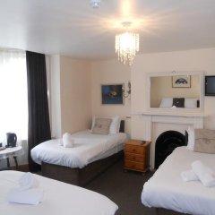 Отель The Old Palace Guest House 3* Стандартный номер с различными типами кроватей фото 7