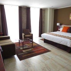 Hotel Anunciada Байона комната для гостей фото 5