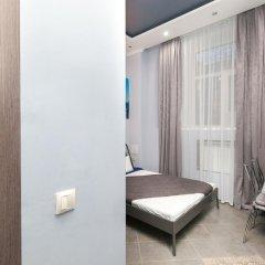 Мини-Отель Брусника Полежаевская Номер Комфорт с двуспальной кроватью фото 16