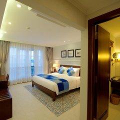 Lantana Hoi An Boutique Hotel & Spa 4* Улучшенный номер с различными типами кроватей фото 4