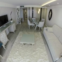 Demi Hotel 4* Люкс повышенной комфортности с различными типами кроватей фото 2