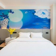 Guangzhou Hengdong Business Hotel 3* Стандартный номер с различными типами кроватей