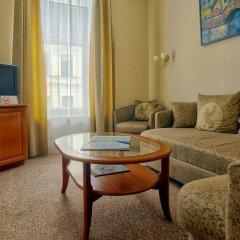 Гостиница Комфорт 3* Семейный люкс с различными типами кроватей фото 2