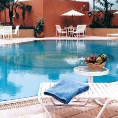 Отель Grand Park Kunming Куньмин бассейн
