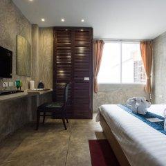 Отель Buddy Boutique Inn 3* Улучшенный номер с различными типами кроватей фото 6