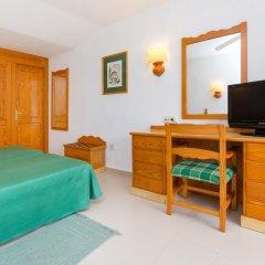 Club Hotel Tropicana Mallorca - All Inclusive 3* Стандартный номер с различными типами кроватей фото 2