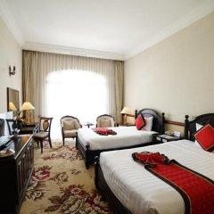 Sammy Dalat Hotel 3* Номер Делюкс с различными типами кроватей фото 5