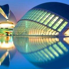 Отель Luz De Valencia Валенсия спортивное сооружение