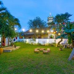 Отель OHANA Garden Boutique Villa 2* Стандартный семейный номер с двуспальной кроватью фото 8