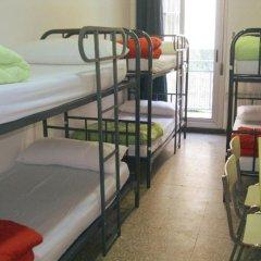 Ideal Youth Hostel Кровать в общем номере с двухъярусной кроватью фото 2