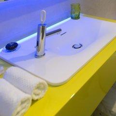 Отель The Street Milano Duomo Италия, Милан - отзывы, цены и фото номеров - забронировать отель The Street Milano Duomo онлайн ванная фото 3