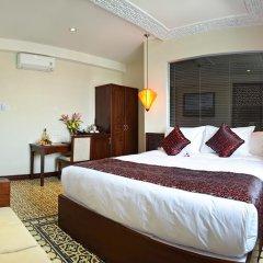 Royal Riverside Hoi An Hotel 4* Номер Делюкс с различными типами кроватей фото 7
