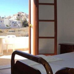 Adamastos Hotel 3* Стандартный номер с двуспальной кроватью фото 5