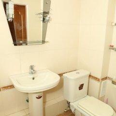 Апартаменты Apartments on Moskovskaya Street ванная