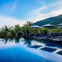 Отель InterContinental Danang Sun Peninsula Resort 5* Люкс с различными типами кроватей