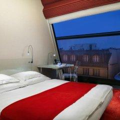 Design Metropol Hotel Prague 4* Улучшенный номер с различными типами кроватей фото 2