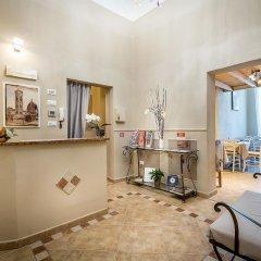 Отель Sognando Firenze 3* Стандартный номер с различными типами кроватей фото 3