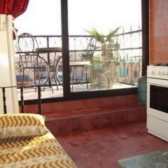 Отель Residence Miramare Marrakech балкон