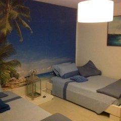 Отель Villa Solemar Бари комната для гостей фото 5