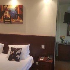 Hotel Contact 3* Стандартный номер с различными типами кроватей фото 4