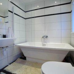 Отель Amber Coast & Sea Юрмала ванная